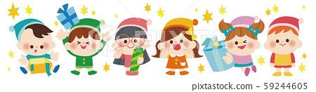 聖誕兒童套裝 59244605