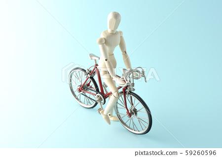 騎自行車 59260596