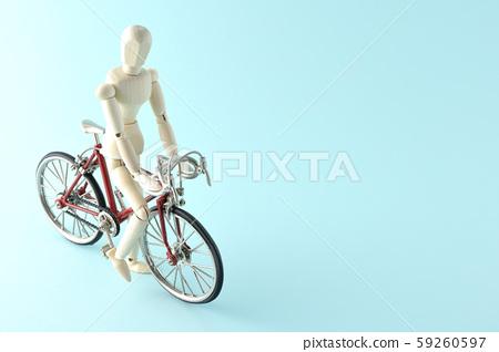 騎自行車 59260597