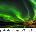 캐나다 옐로 나이프 교외의 오로라 Aurora of Yellowknife, Canada 59260948
