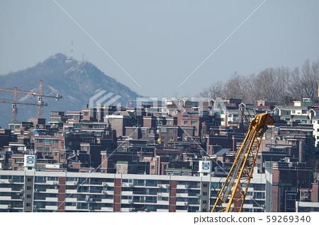 서울 풍경 59269340