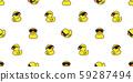 duck vector icon logo rubber duck sunglasses shower bath cartoon scarf isolated repeat wallpaper tile background illustration bird animal doodle design 59287494