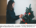 Christmas decorations 59290037