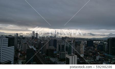 서울 야경 59298286