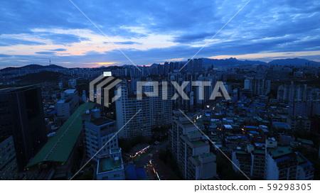 서울 야경 59298305