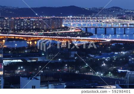 서울 야경 59298401