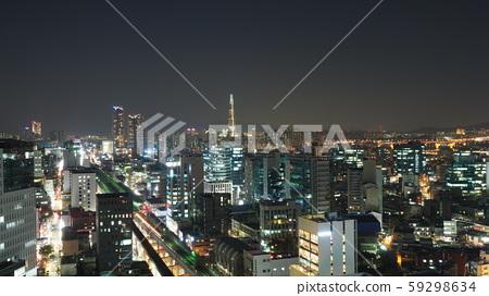 서울 하늘 59298634