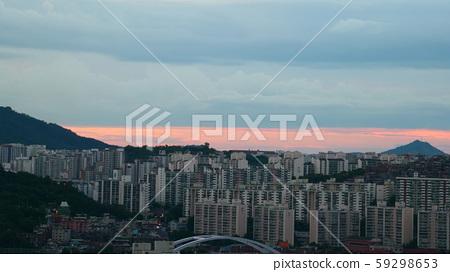 서울 하늘 59298653