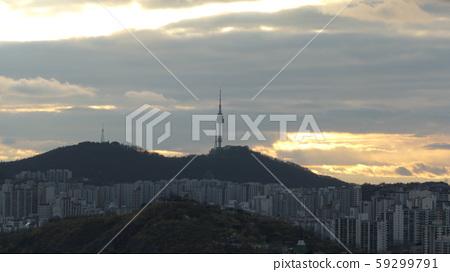 서울 풍경 59299791