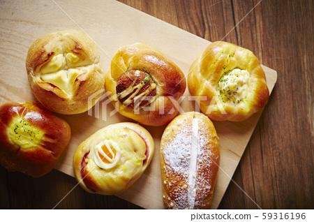 熟食麵包 59316196