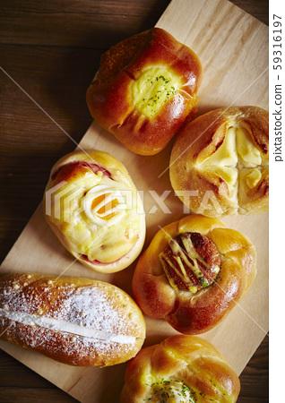 熟食麵包 59316197