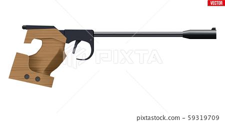 Free Pistol Equipment for Shooting Sport 59319709