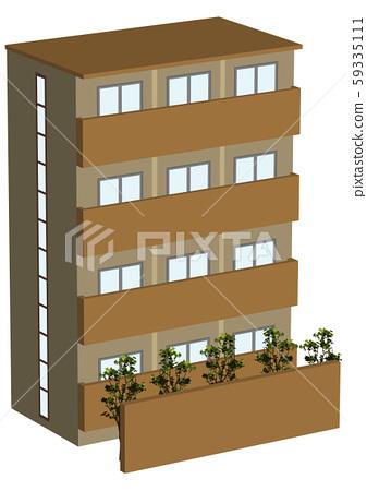 該公寓 59335111