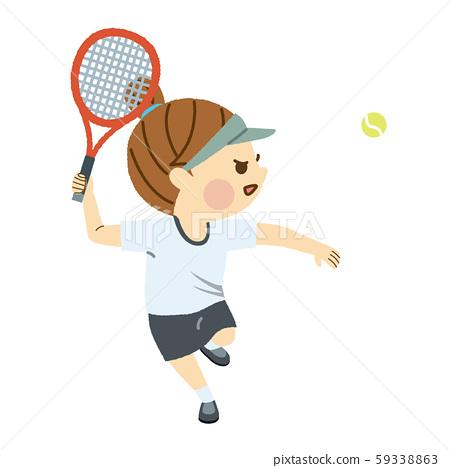테니스 여자 59338863