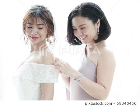 家庭女兒婚禮 59340450
