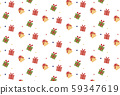Present box seamless pattern wallpaper 59347619