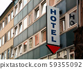Hotel in the city center of Hannover in Germany 59355092