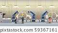 Automation automobile factory 59367161