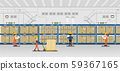 Warehouse in process 59367165