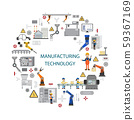 Manufacturing technology concept 59367169