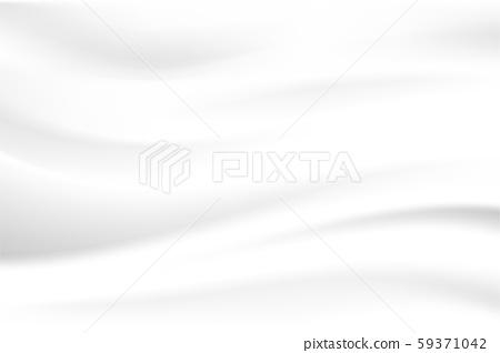 The white background has patterns similar to wrinkled fabrics. 59371042