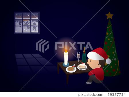 独自圣诞节 59377734