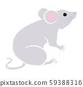 鼠標查找新年賀卡材料 59388316