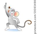 一隻老鼠 59393490