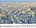 [Nagoya City, Aichi Prefecture] Nagoya cityscape 59395274