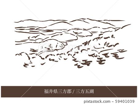 福井三路縣/三路五湖 59401039