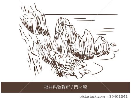 福井縣敦賀市/鹿ado崎市 59401041
