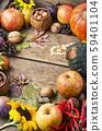 Beautiful autumn composition 59401104