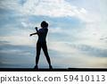 婦女訓練運動鍛煉伸展 59410113