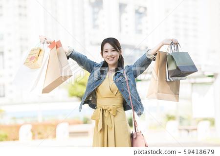 少婦購物交易 59418679