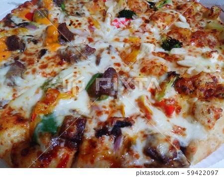 맛있는 피자 59422097