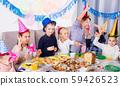 children, birthday, cake 59426523