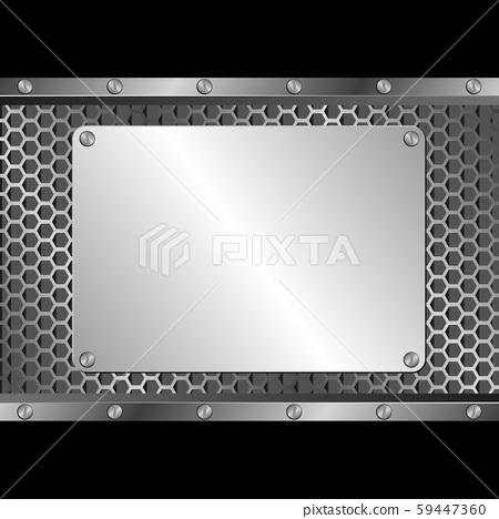 silver plaque 59447360