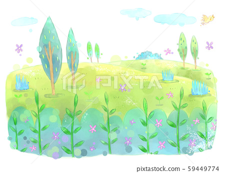 春天的風景 59449774