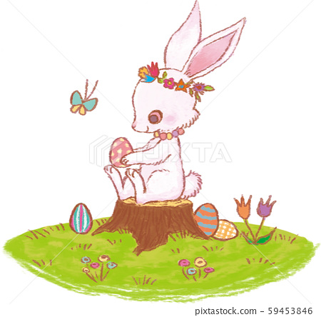 Easter Bunny 59453846