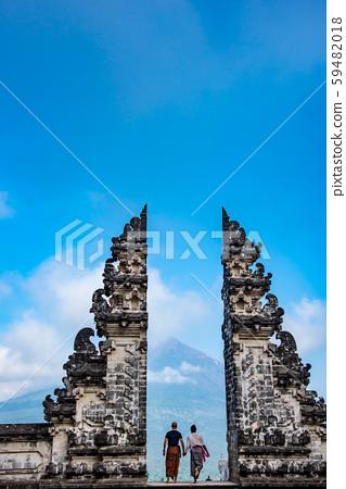 인도네시아 발리 란뿌얀 사원 천국의 문 59482018