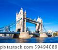 런던 타워 브릿지 59494089