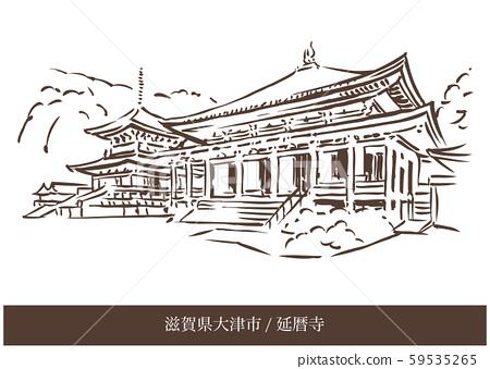 시가현 오츠시 / 엔랴 쿠지 59535265