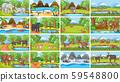 Background scenes of animals in the wild 59548800