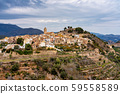 Idyllic old town Polop, Costa Blanca, Alicante, Spain 59558589