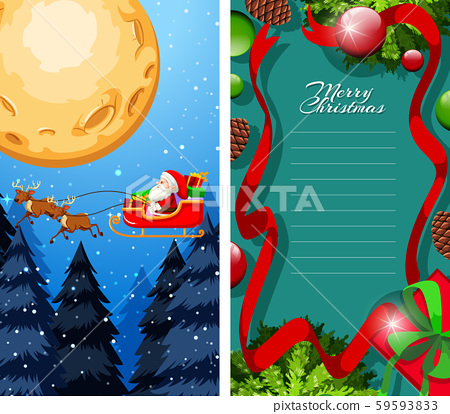 Background templates with christmas theme 59593833