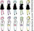 Women party dresses 59600620