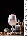 alcoholic pink cocktail 59614603