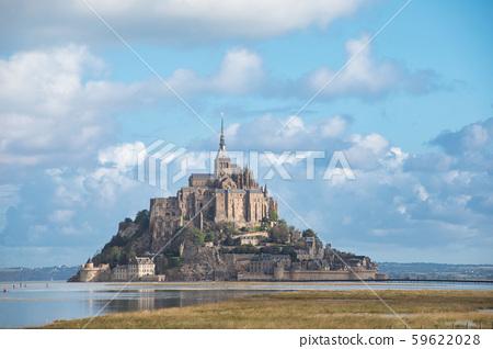世界遗产圣米歇尔山 59622028