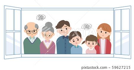 3 세대 가족 59627215
