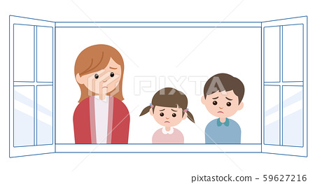 어머니와 남매 59627216